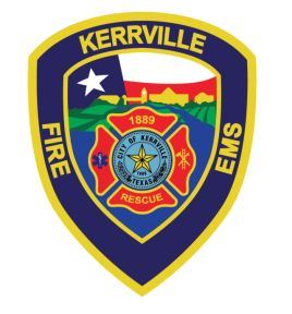Kerrville shield small