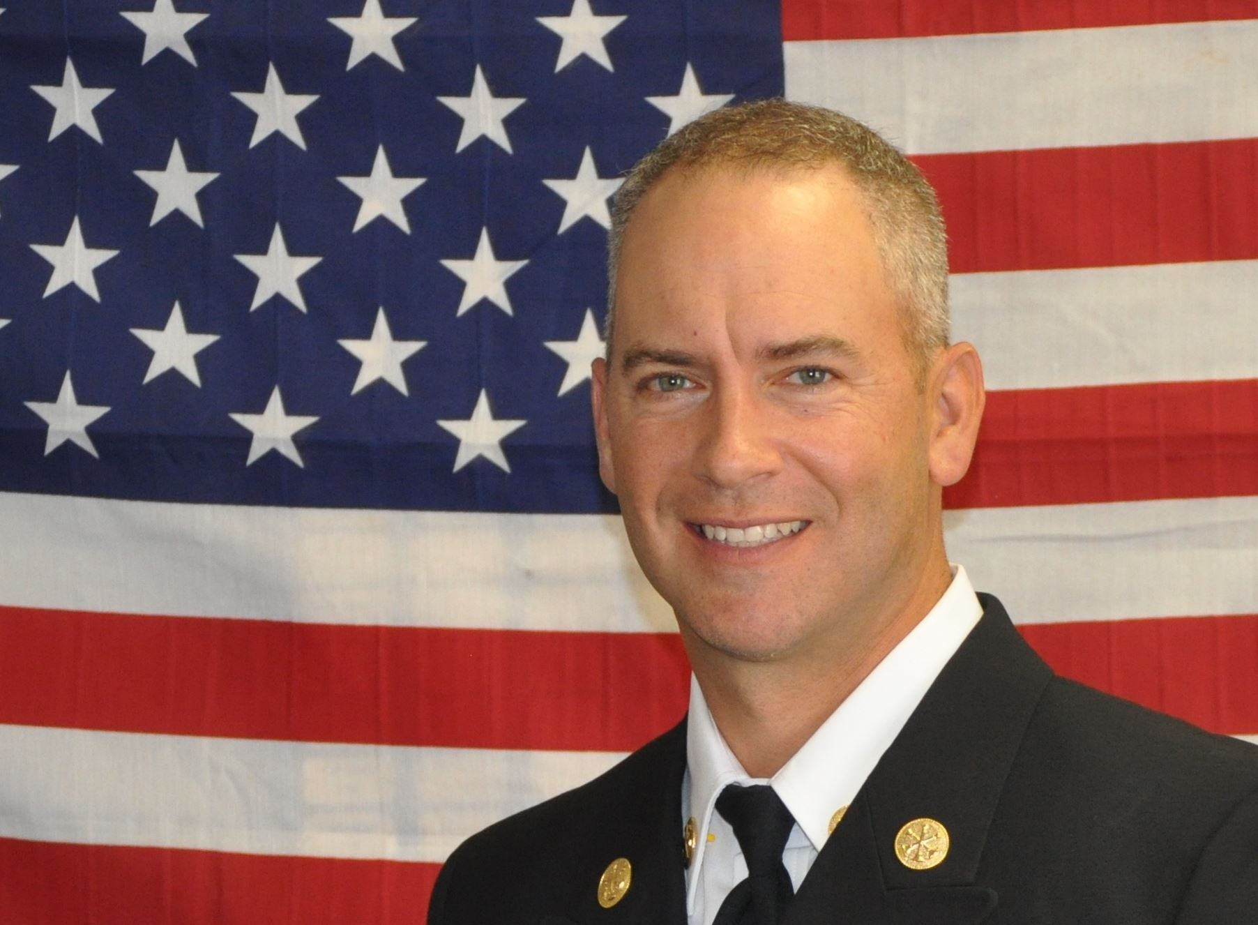 Mark Logue - Battalion Chief