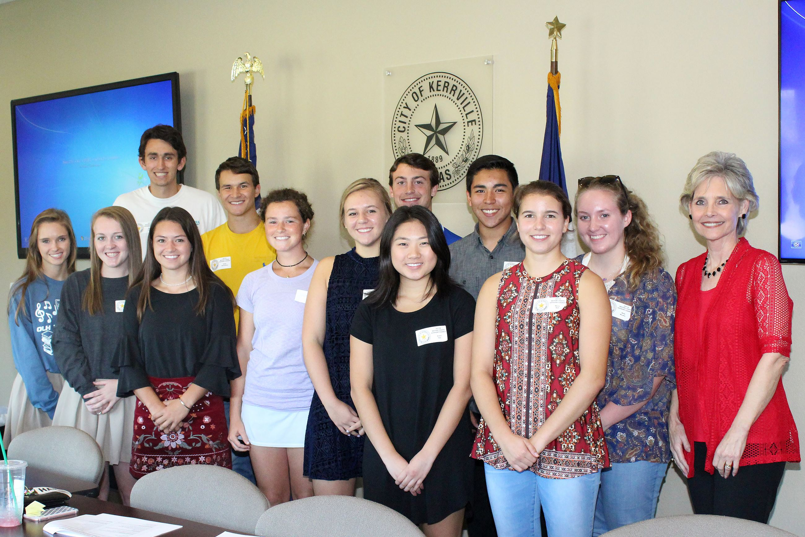 Mayor's Youth Advisory Council   Kerrville TX - Official ...