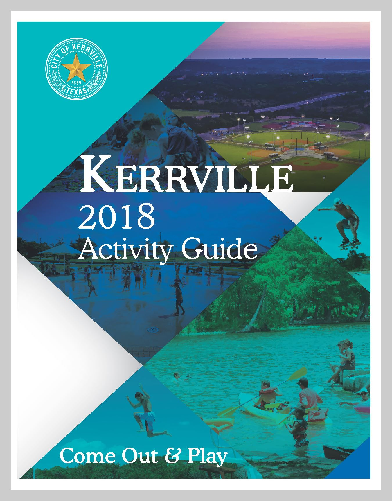 2018 Activity Guide Cover