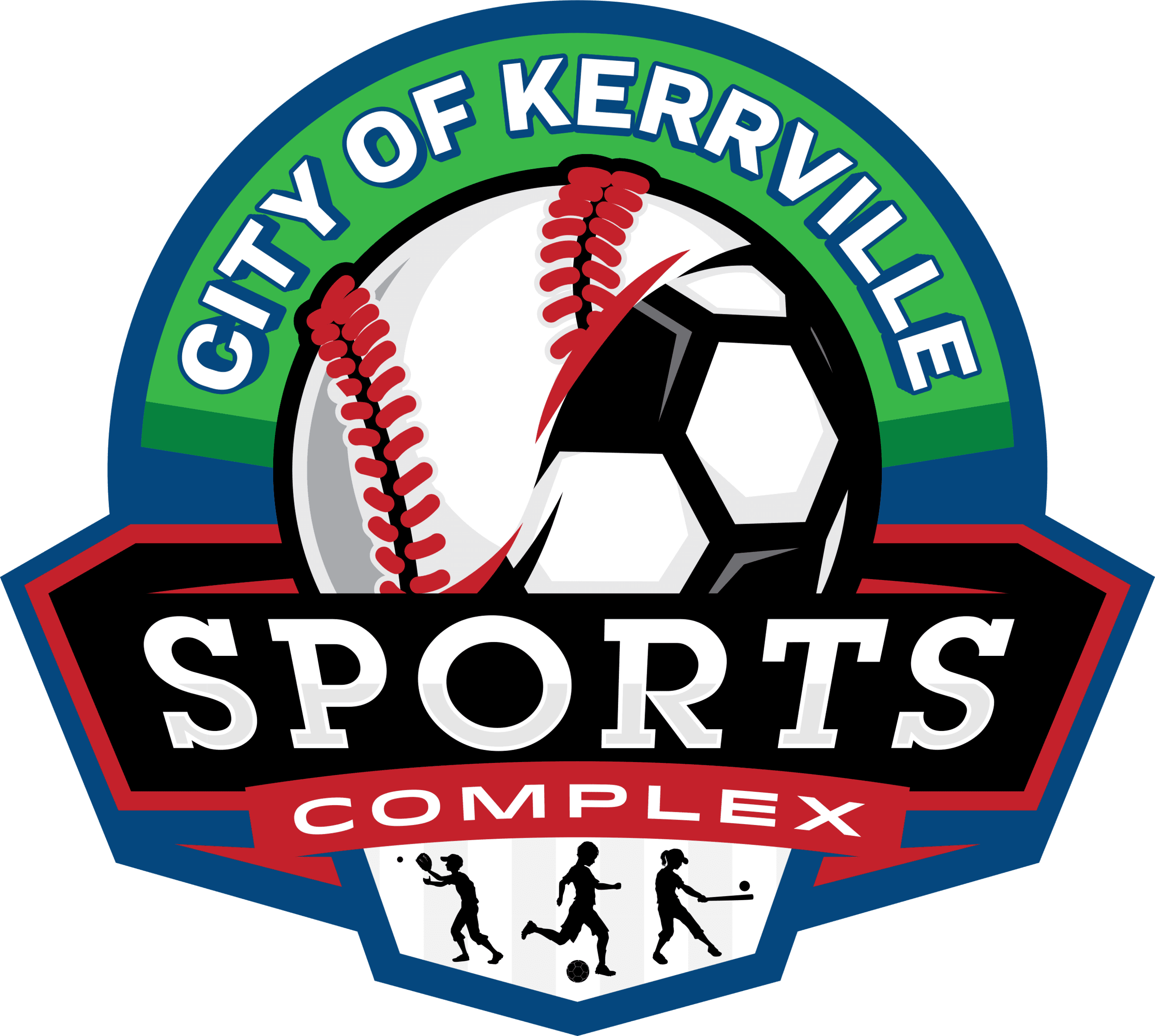 LOGO - City of Kerrville - Sports Complex