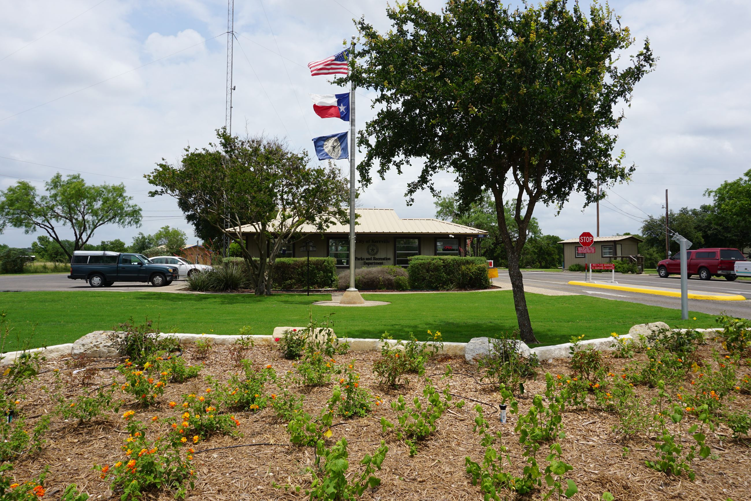 Kerrville Parks and Recreation Office