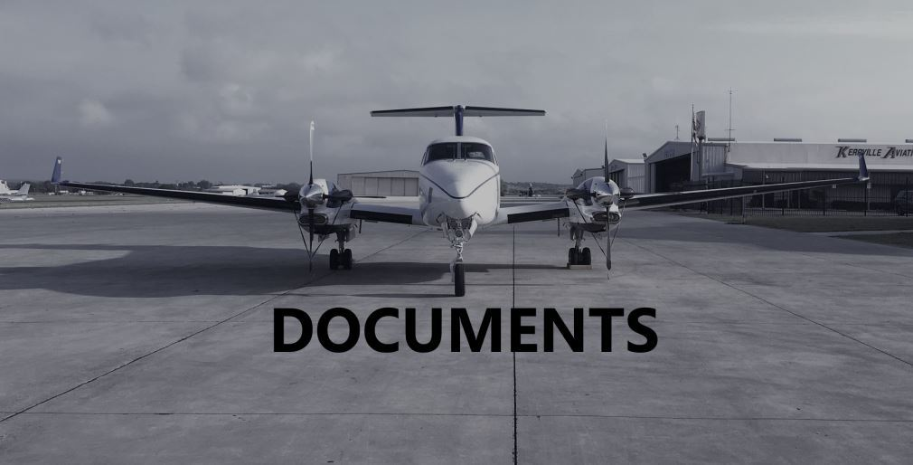 AIRPORT DOCUMENTS